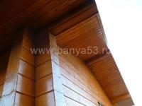 Фото одноэтажной бани